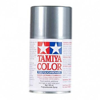 Tamiya Lexan Paint PS-63 Bright Gun Metal Grey 100ml