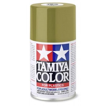Tamiya TS-3 Darkyellow Matt 100ml
