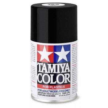 Tamiya TS-6 Black Matt 100ml