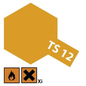 Tamiya TS-12 Orange Gloss 100ml
