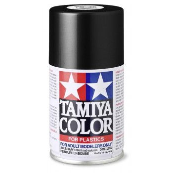 Tamiya TS-40 Metallic Black 100ml