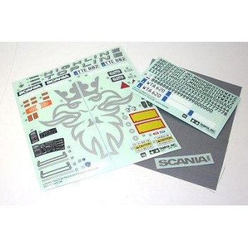 Scania R620 Stickers and Mesh (9495581) 1/14