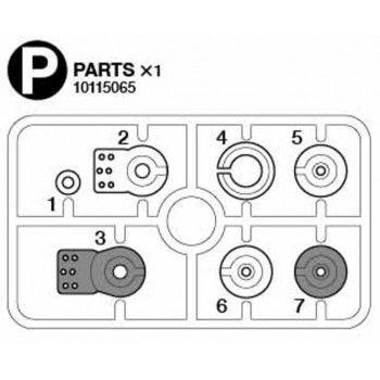 Servo Saver Parts (P / 10115065)