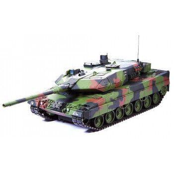 Tamiya Tank Leopard 2 A6 - Full Option Kit 56020