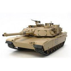 Tamiya Tank US KPz M1A2 Abrams - Full Option Kit 56041