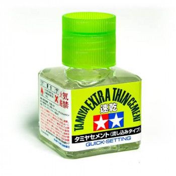 Tamiya Extra Thin Cement Quick 40ml