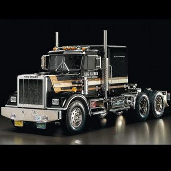 Tamiya King Hauler Chrome 56308