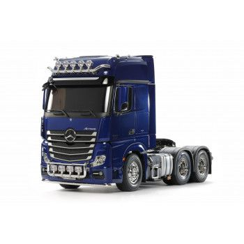 Tamiya Mercedes Benz Actros 3633 6x4 Pearl Blue Edition 56354