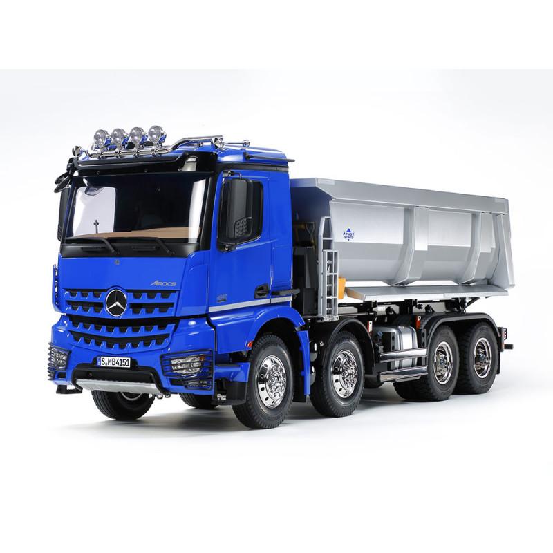 Mercedes Benz Arocs 4151 8x4 Tipper