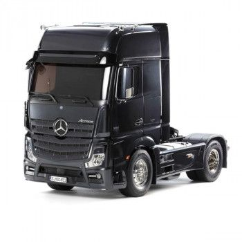 Tamiya Mercedes Benz Actros 1851 Gigaspace Black Edition 56342