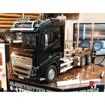 Tamiya Volvo FH16 750 Timber Truck 56360 (1/14)