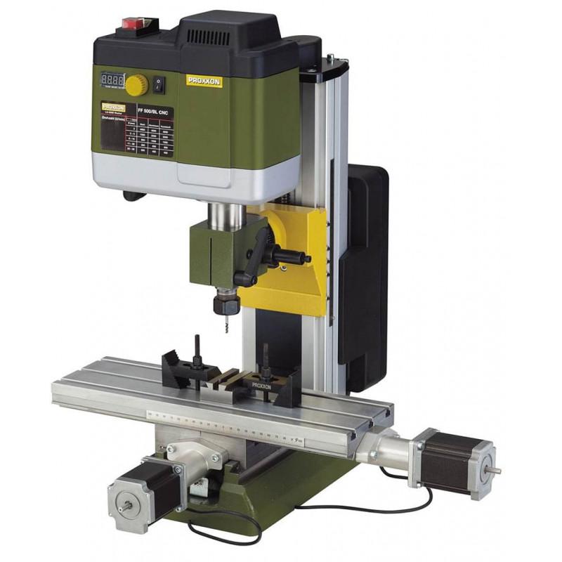 Proxxon Micro Miller FF 500/BL CNC 24360