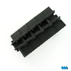 Track 2 Bar Black 70mm  (1/8) 215081