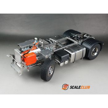 Scaleclub Scania 4x2 Chassis Full Metal 1/14