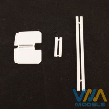 WIMA Spoiler Extention Kit Scania Highline  1/14