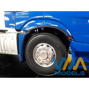WIMA Fender Extensions Mercedes Actros (1/14)