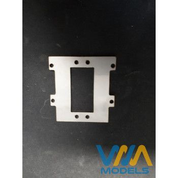 WIMA Stainless Servo Mount (1/14)