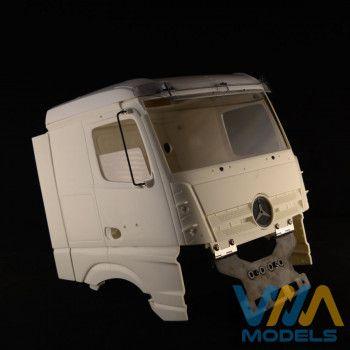 WIMA Side Window Mercedes Actros/Arocs Half Open 1/14