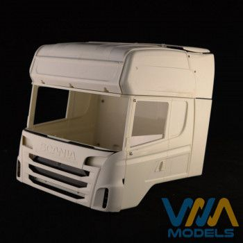 WIMA Side Window Tamiya Scania Open 1/14