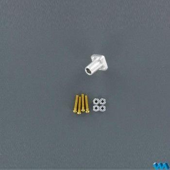Universal Holder Square 4mm  (1/8) 224500