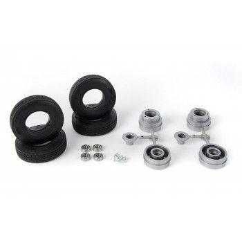 Low Loader Rims and Fulda Tyres (1/14) 907141