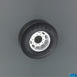 Trailer Rim Wide Base Aluminium Long Hole (1/16) 227561