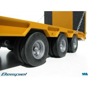 Flatbed Tyre (1/16) 220613