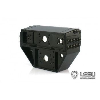 Lesu Heavy Aluminum Crossmember Universal for Drawbar Coupler L-1019 1/14