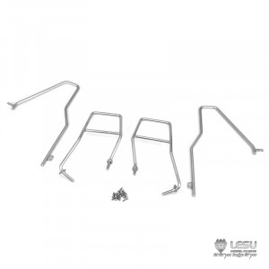 Wheelloader Stainless Steel Railing Set (1/15)