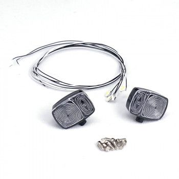 Liebherr L574 Wheelloader Front Light Set (1/15)