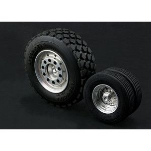 Lesu Alu Low Loader Wheel W-2020