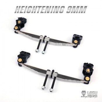 Lesu Axle Suspension for Driven Axles +9MM (X-8016) 1/14