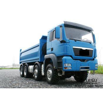 Lesu Scania 8x8 Dump Truck (1/14)