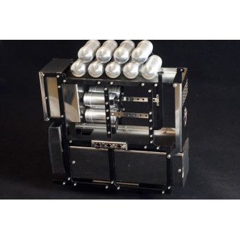 WTE Heavy Haulge Tower V8 with Air Tanks (1/14)