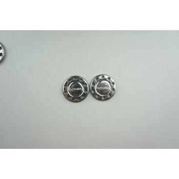 Scaleclub Stainless Wheel Cap Scania (1/14)