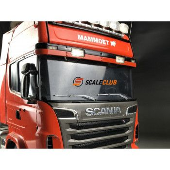 Scaleclub Stainless Screen Wipers for Scania (1/14)